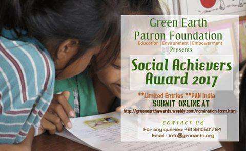Social Achievers Award