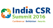 India CSR Summit 2016 and CSR Projects and Partnerships Exhibition 2016