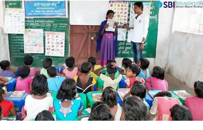 Empowering girl child with Project Beti Padho Kendras