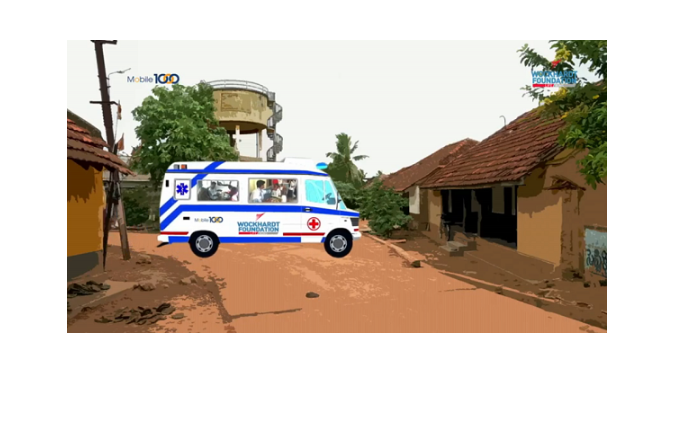Providing last mile healthcare services to the underprivileged through Mobile 1000 programme
