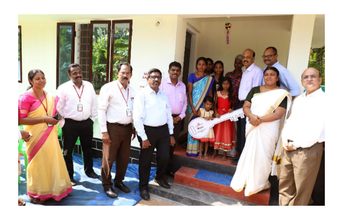 The Muthoot Group strives towards betterment of the society with its CSR projects