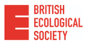 Applications Invited for British Ecological Society's Outreach Grants