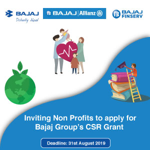 NGO jobs in India, Jobs in NGO in India, Grants for NGOs in India