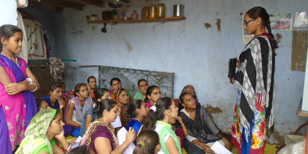 AKAH-India's-Menstrual-Health-Management-programme-Educating-Adolescent-Girls-In-Rural-Communities