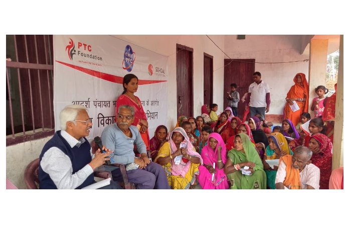 PTC-Foundation-along-with-SM-Sehgal-Foundation-is-Empowering-Farmers-to-Develop-their-Villages-with-Gram-Utthan