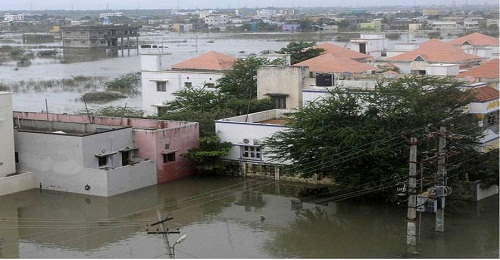 Govt. teams up with Google for flood warning