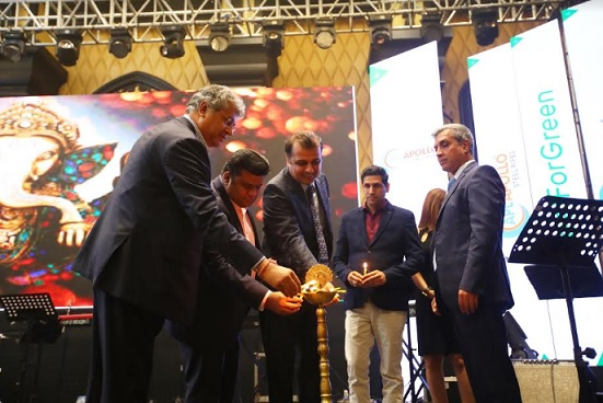 "PL Apollo Launches Countrywide ""Steel for Green"" Initiative at Star-studded Event"