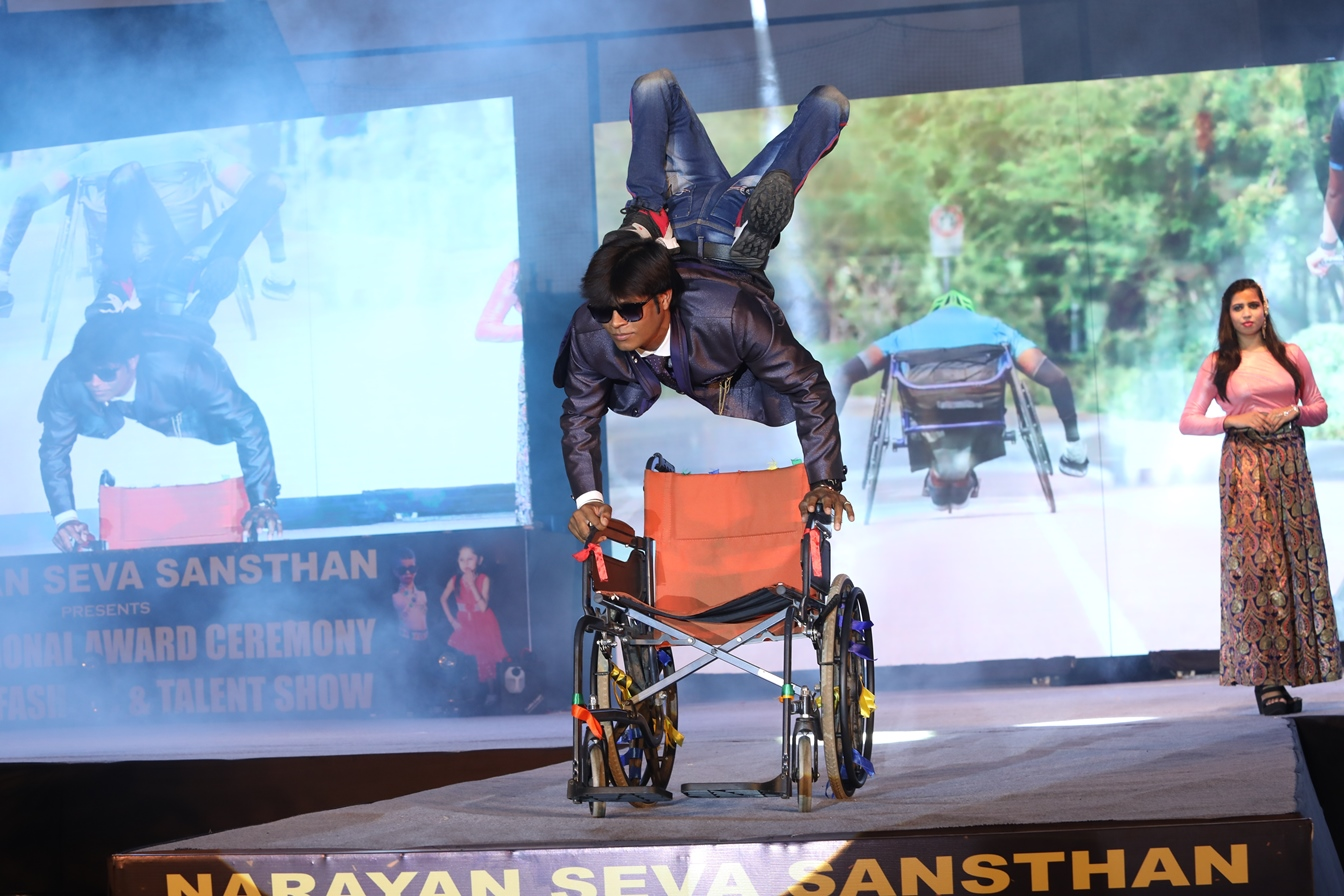 Awe-inspiring Divyang Talent & Fashion Show on 14th Divya Heroes organised in Mumbai