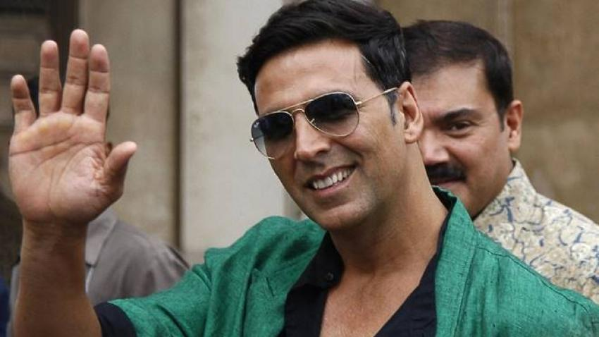 Akshay Kumar Launches Swachh Bharat Advertising Campaign Supported By World Bank