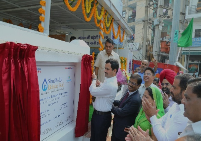 Maruti Suzuki India expands water ATM programme to Sarhaul in Haryana
