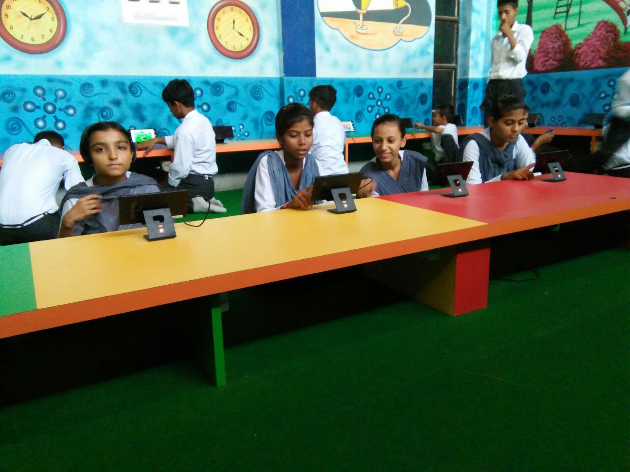 An Initiative to bridge the gap between differently-abled and abled children through Education in Sirsa, Haryana
