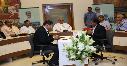 Odisha government signs MoU with Tata Trusts