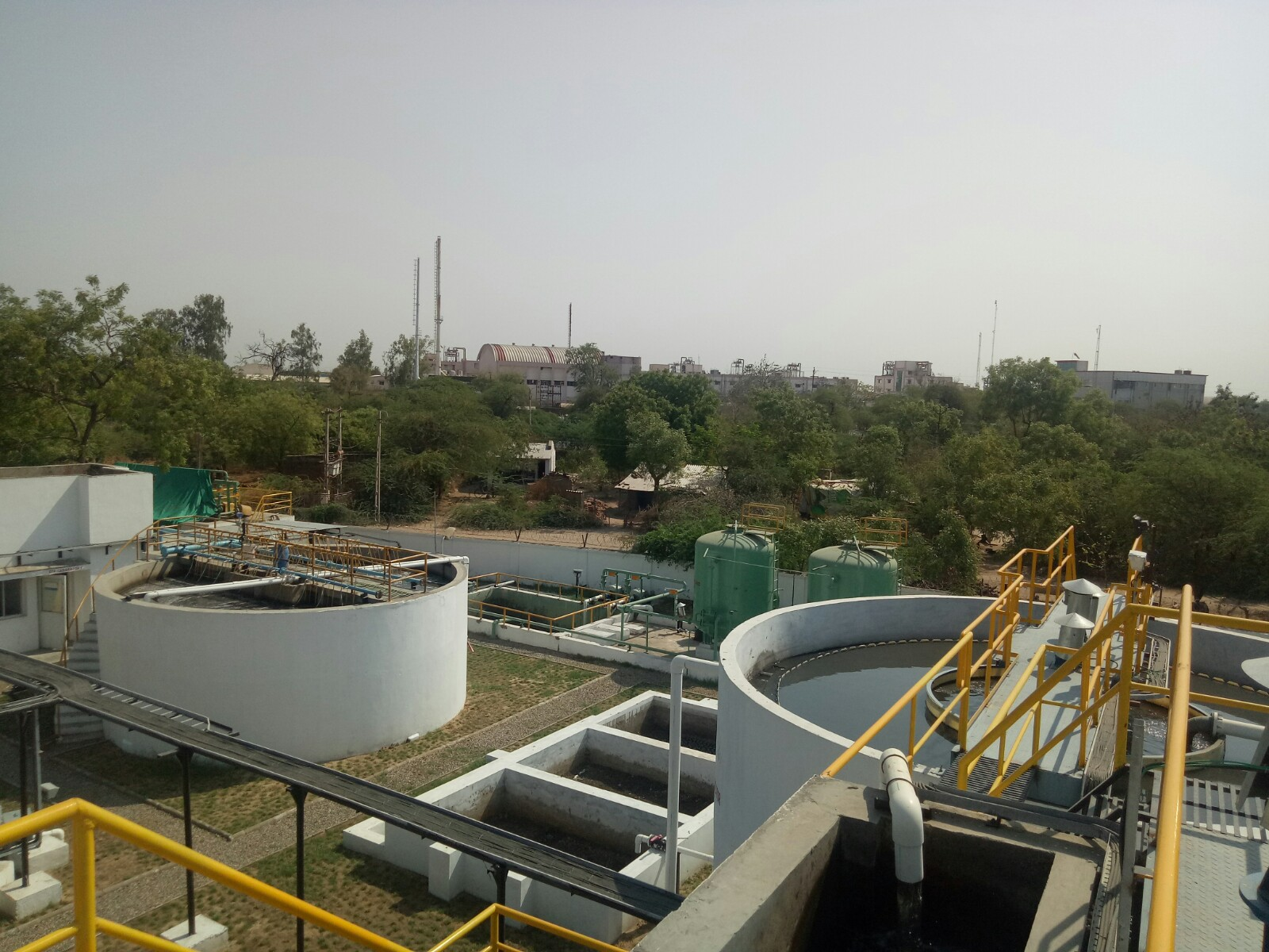Cadila Pharmaceuticals Ltd upgrades their Effluent Treatment Plant (ETP) at Dholka to  Supervisory Control and Data Acquisition(SCADA