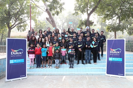 AkzoNobel India and SOS Children's Villages of India partner to paint the future of youth in India