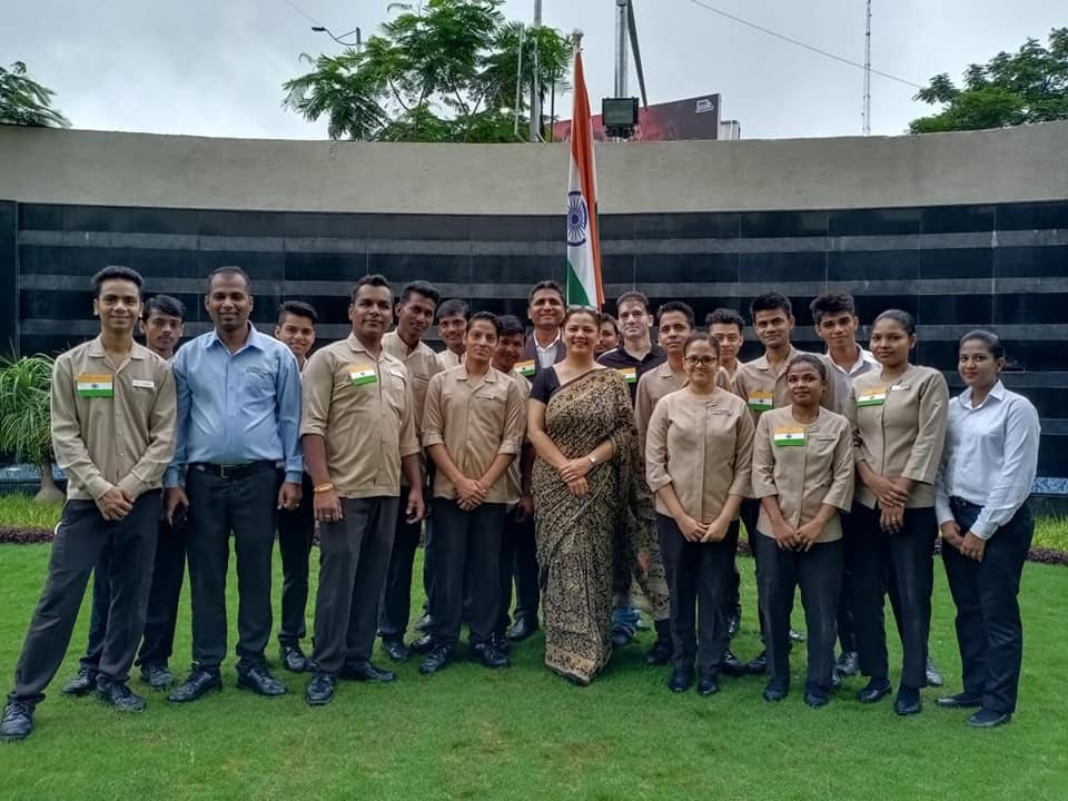 Courtyard by Marriott Ahmedabad dedicates this Independence Day to Environment