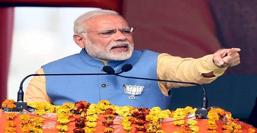 PM says govt schemes launched to make the life of the poor better
