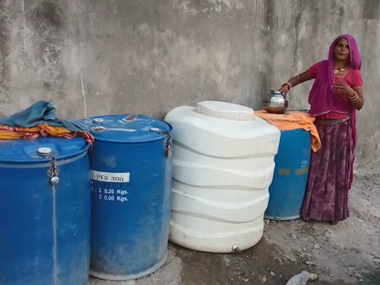 Tackling India's water woes: In Rajasthan's Bhilwara, residents lock barrels to prevent theft; govt says pipelines too costly