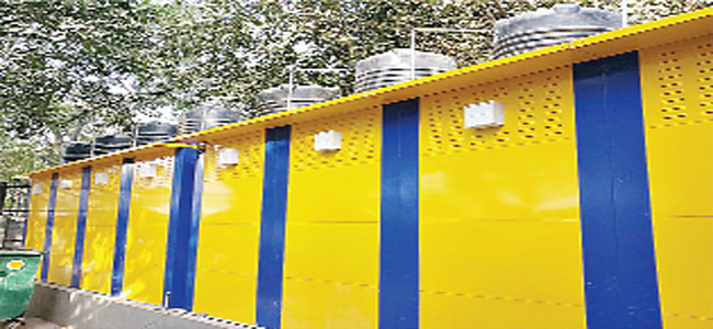 HAL, GHMC set to install Tata Nest Toilets at government schools