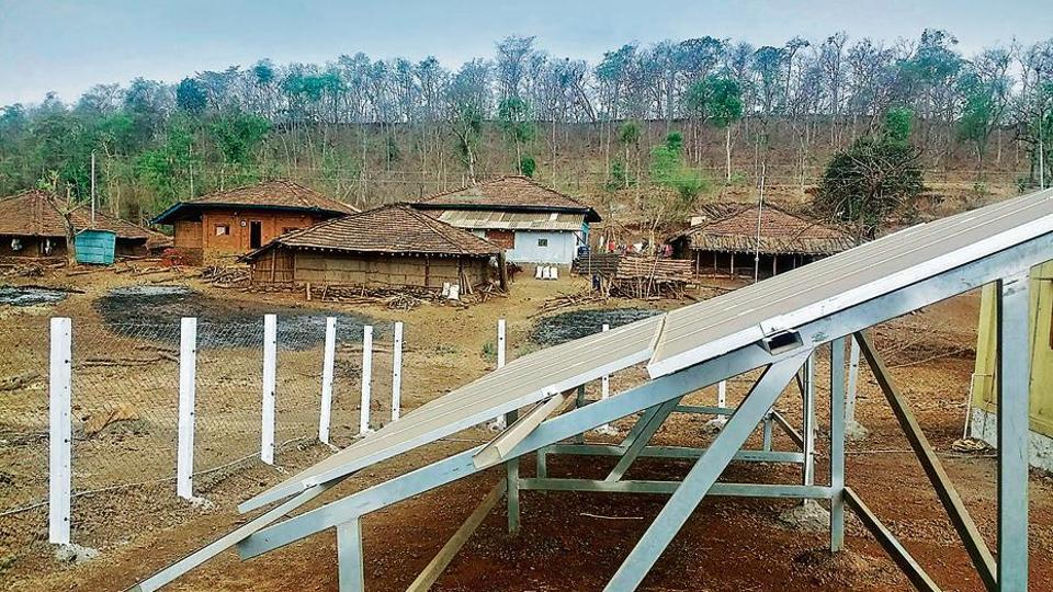 Microgrids light up these remote Maharashtra villages