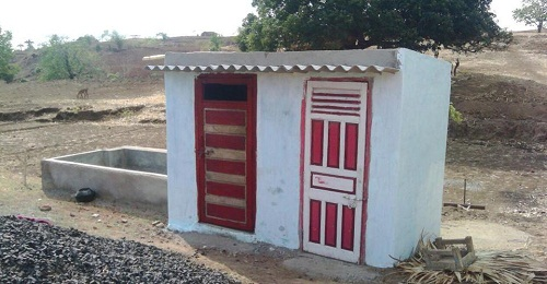 Kicking it up a notch: Women in MP's tribal district revamp toilets