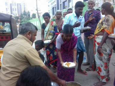 Food distribution initiatives across India are helping citizens reduce wastage, feed hygienic meals to poor