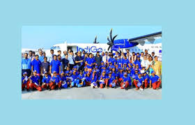 Children's Day: 48 underprivileged Chennai kids fly in special flight