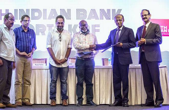 South Indian Bank offers ₹1 crore for Kochi biennale