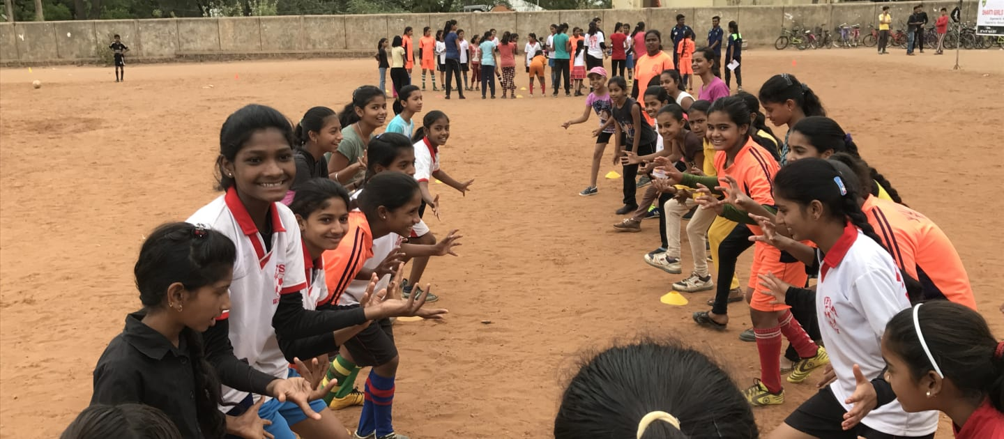 Slum Soccer creating dreams in India