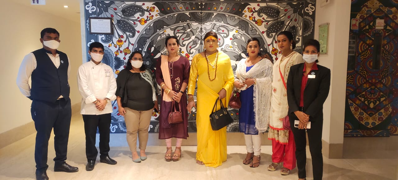 Mercure Hyderabad KCP celebrates International Transgender Day