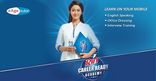 Rin Career Ready Academy, an initiative run by our esteemed client – Hindustan Unilever, to up skill the youth of India and enhance their career/ job prospects.