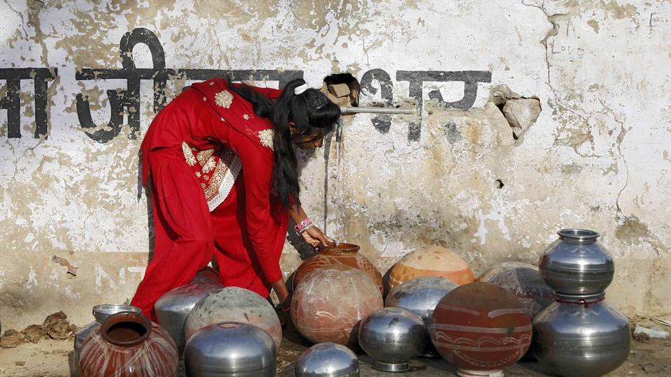 Efforts to enhance access to safe water, sanitation in India paying off