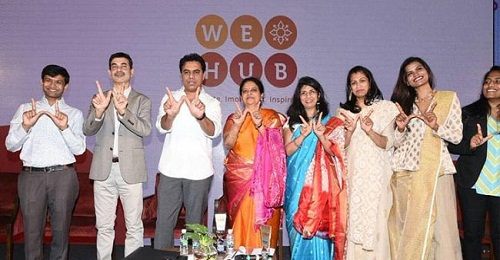 Telangana govt launches start-up incubator for women
