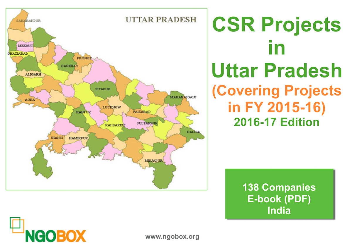 CSR Projects in Uttar Pradesh (2017 Edition)