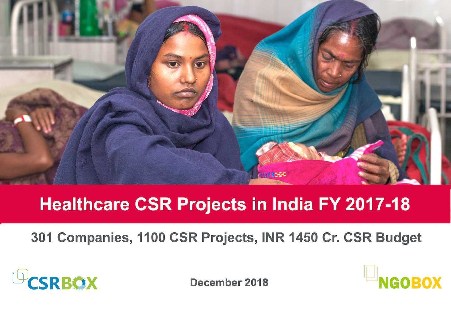 CSR Projects in Healthcare in India in FY2017-18