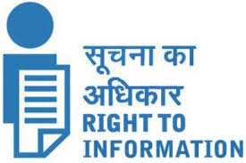 Right To Information' (RTIOCC) for various stakeholders