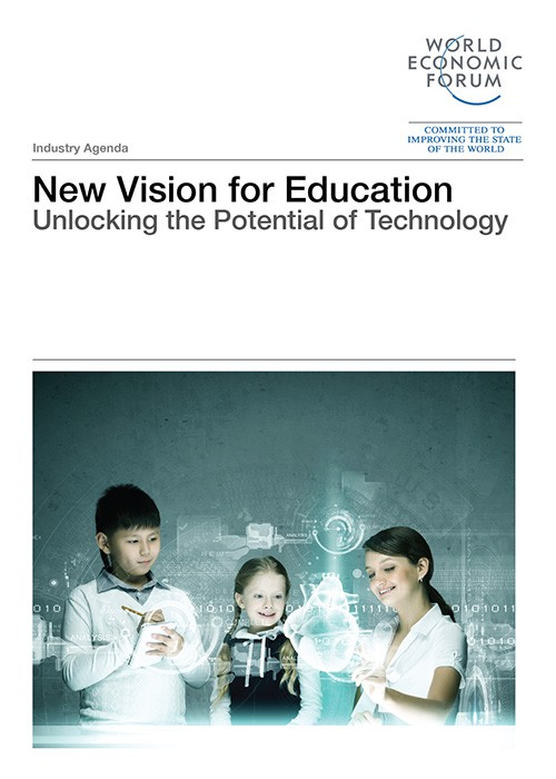 New Vision for Education Unlocking the Potential of Technology
