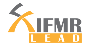 Request for Quotations for Website Development Service for IFMR LEAD, Chennai